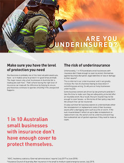 Underinsurance-Info-sheet